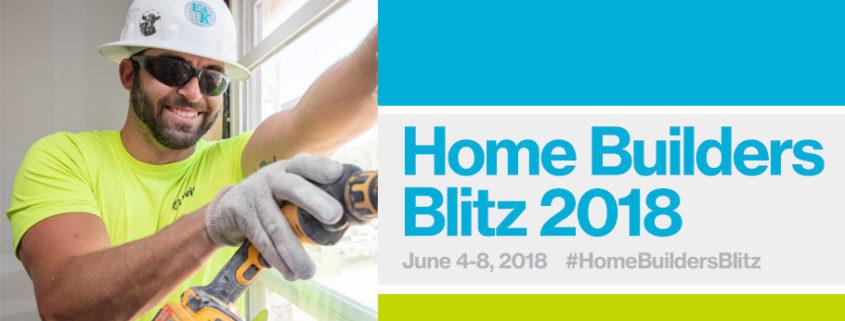 Home Builders Blitz 2018 Schfh